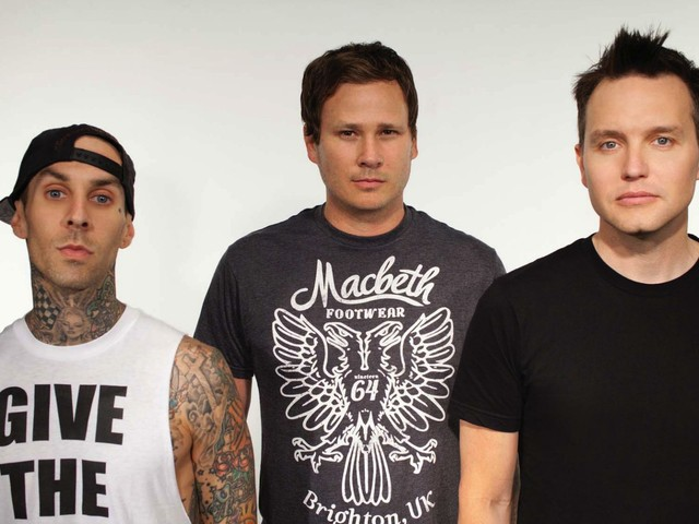Tom Delonge Says He's Talked With Mark Hoppus & Travis Barker About Rejoining Blink-182