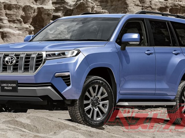 Toyota Land Cruiser Prado and HiLux going hybrid! Electrified diesels are locked in - reports