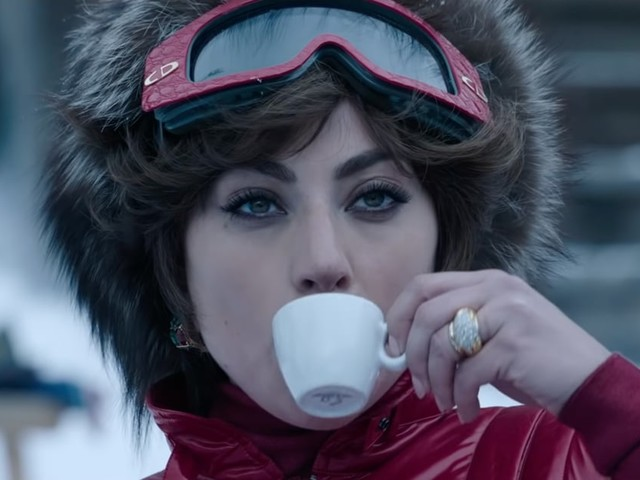 Watch the House of Gucci Trailer, Starring Lady Gaga, Adam Driver, and an Espresso Cup