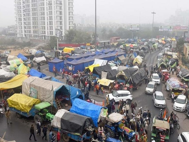 Delhi Police announces routes for tractor rally