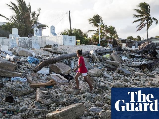 Rising sea levels threaten Marshall Islands' status as a nation, World Bank report warns