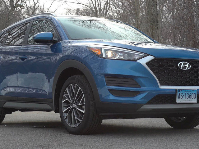 Consumer Reports: 2019 Hyundai Tucson Is Better, But Still Needs Some Improvements