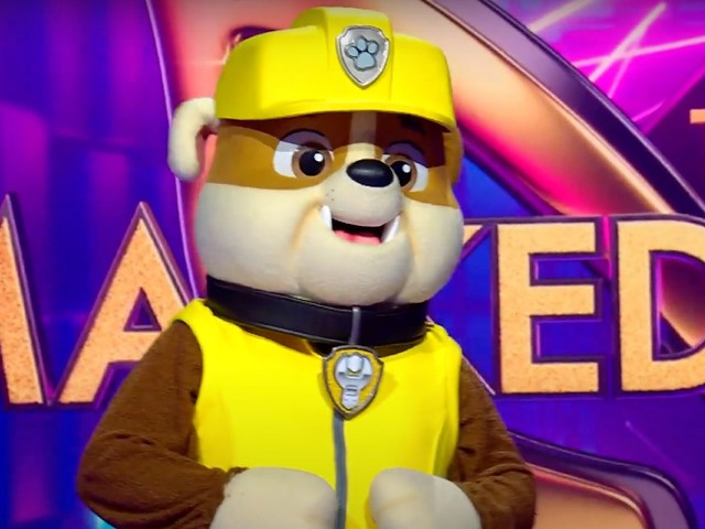 PAW Patrol guests on The Masked Singer