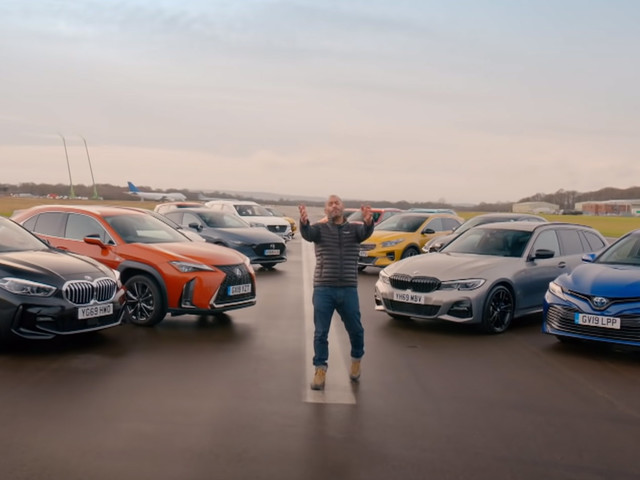 Chris Harris' Quick Guide To New Car Buying; Which One Would He Get For Under £30k?