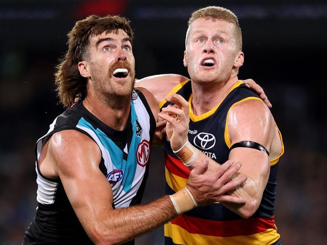 Nine games in four days: AFL confirms times, dates and venues for Round 21 fixture