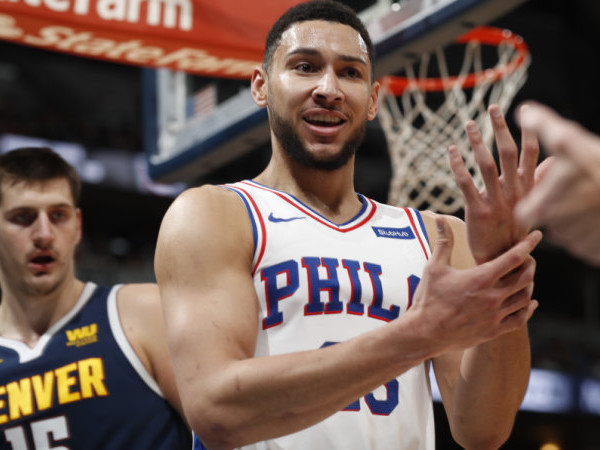 'No idea': Ben Simmons unsure about playing for Australia at World Cup