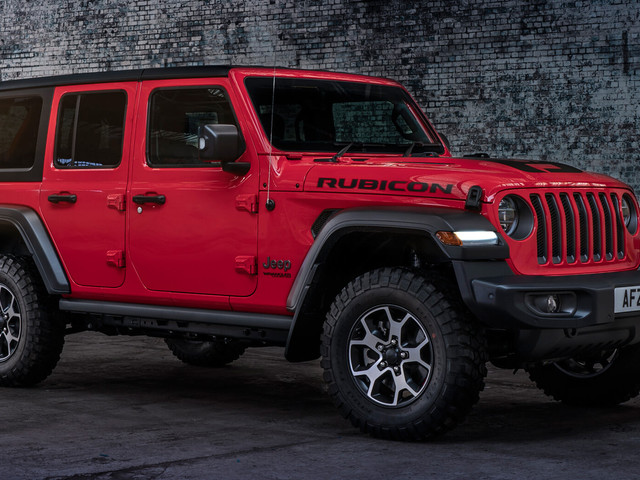 Off-Road Prepped Jeep Wrangler 1941 Limited Edition Launched In The UK From £58,050