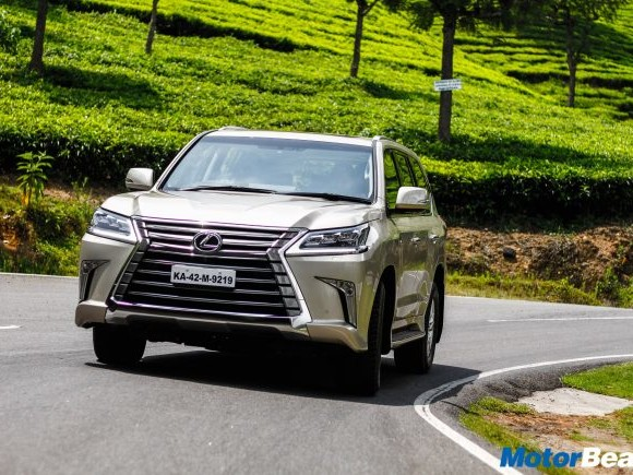 Lexus To Discontinue Diesel Cars In India