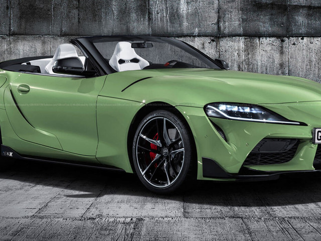 Will Toyota Ever Launch A Convertible Supra To Combat The Z4?