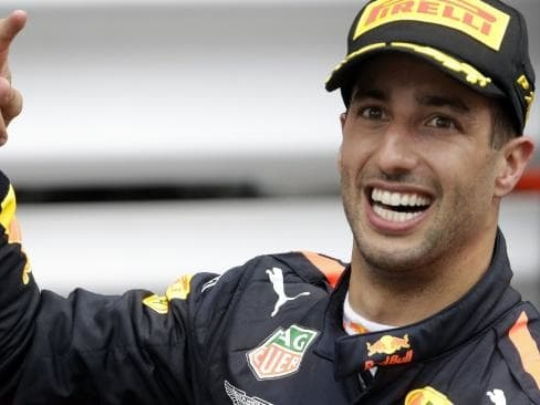 McLaren addresses rumours of a move to recruit Aussie F1 star Daniel Ricciardo