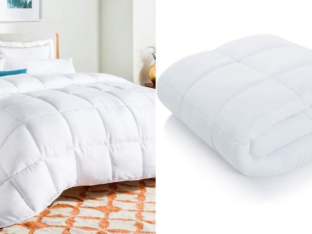11,000 Customers Love This Cosy Comforter, and It's Just $24 For Cyber Monday