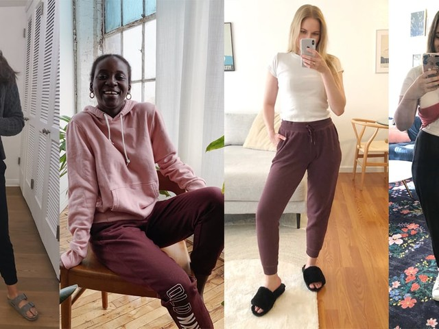 4 Editor-Tested Old Navy Sweatpants We Give the Comfy Stamp of Approval