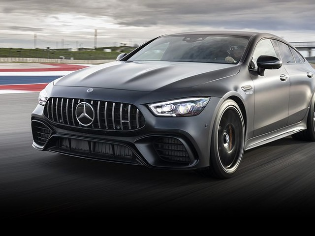 2019 Mercedes-AMG GT 4-Door review: GT 63 S