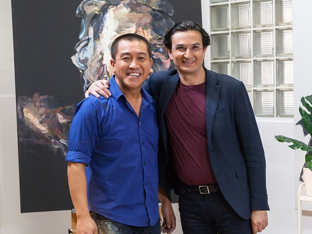 Anh's Brush With Fame Series 3 Dr Munjed Al Muderis