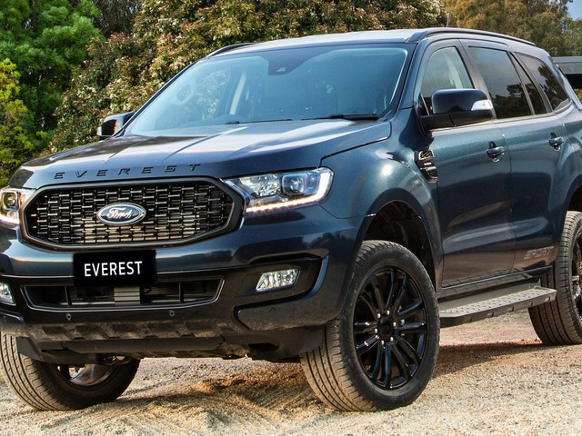 2020 Ford Everest Sport Launched Down Under With A More Dynamic Look