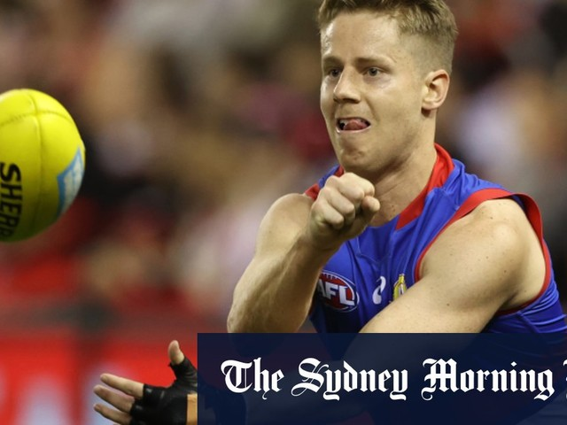 For Lachie Hunter, the only way has been up