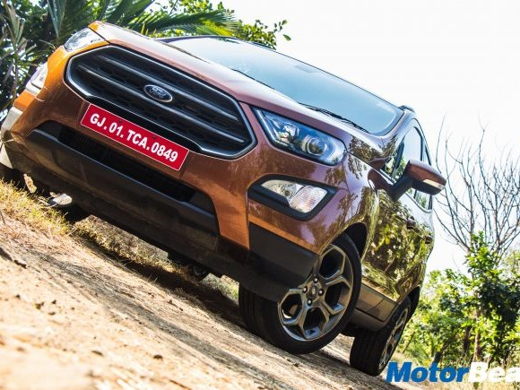 Ford Made-For-India SUV Launch In End-2020