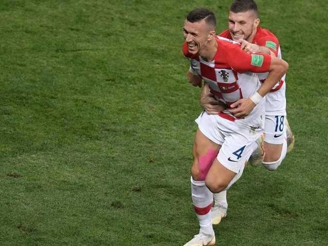 World Cup final 2018: VAR penalty takes Ivan Perisic from hero to villain