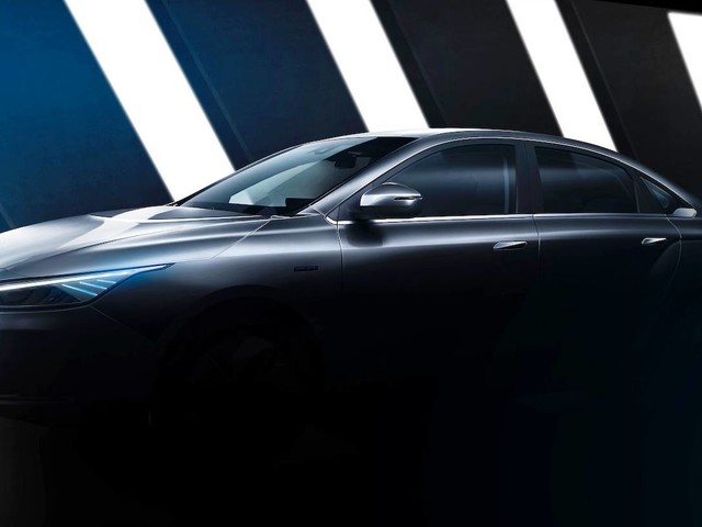 Geely Teases New Global Electric Sedan Ahead Of Q1 2019 Launch