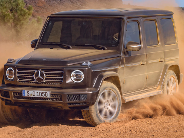 Mercedes-Benz G400d Launched In Australia As The Base G-Wagen With A Not-So-Base Price