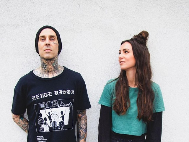 Listen To Amy Shark's Stunning New Travis Barker Collab 'C'MON'