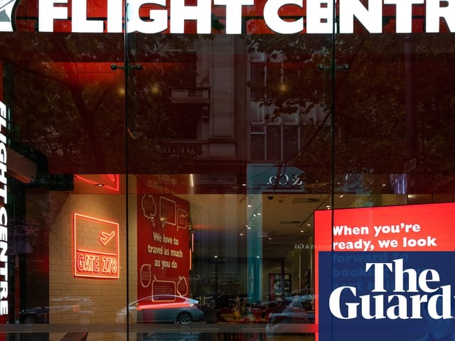 Flight Centre announces another 91 Australian stores will close as coronavirus ravages business
