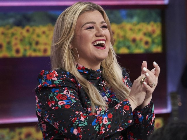 I Went to The Kelly Clarkson Show, and Honestly, It Was Freakin' Amazing