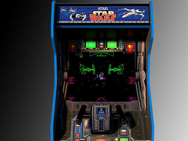 Save up to $150 on Arcade1Up retro arcade cabinets, including Star Wars and Space Invaders - CNET