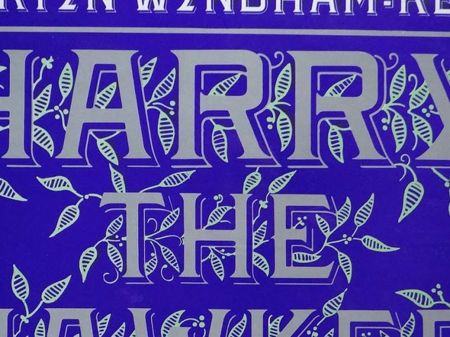 "Martyn Wyndham-Read ""Harry the Hawker is Dead"" LP 1973"