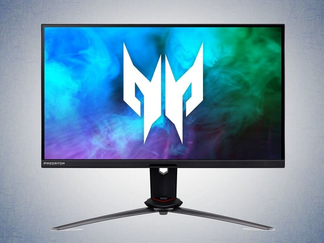 Acer's swanky new gaming monitors marry high resolutions with ultra-fast speeds