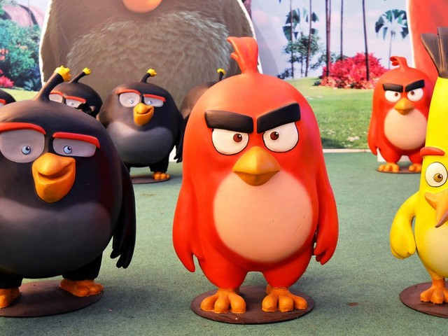 Angry birds ground some Google Wing drones in Australia