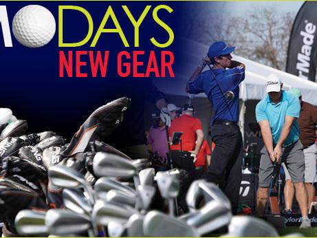 February 2019 Australian Golf Gear Demo Dates