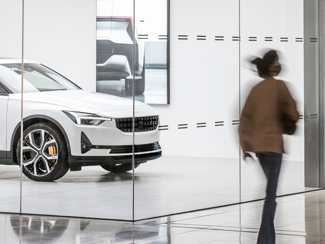 Polestar To Open 15 New Showrooms In The U.S. With An Apple Store-Like Experience