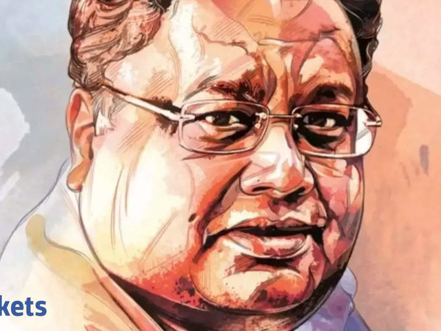 India on verge of a structural bull mkt: Jhunjhunwala