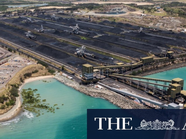 Coal terminal facing export slump amid Australia-China trade bans
