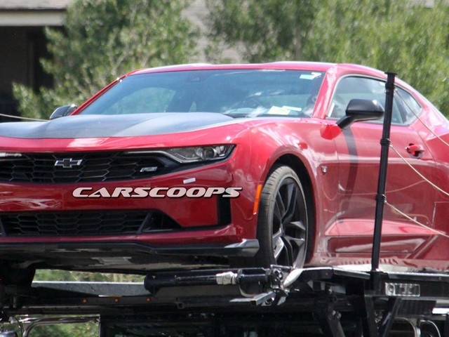 Camaro, Blazer And Corvette ZR1 Are The Sharp End Of Chevy's Lineup