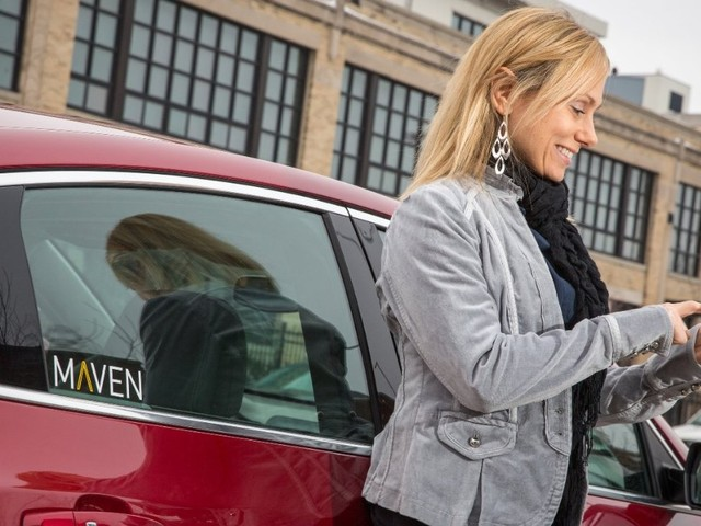 GM's Maven Car-Sharing Fleet To Expand And Include Non-GM Models