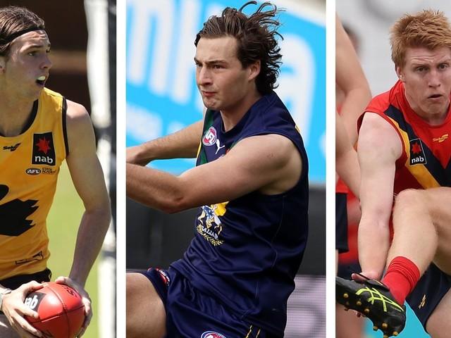 AFL draft 2021 news: Prospects, rankings, draft range, Tyler Sonsie, Matthew Roberts, Arlo Draper, Rhett Bazzo