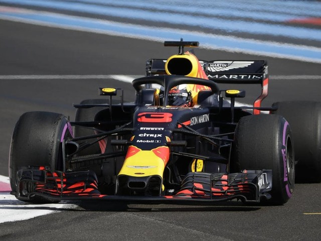 Live: Formula 1 2018 French Grand Prix