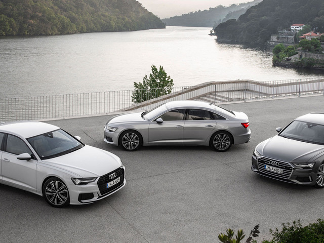Audi A6 And A7 Launched With New Four-Cylinder Diesel In Europe