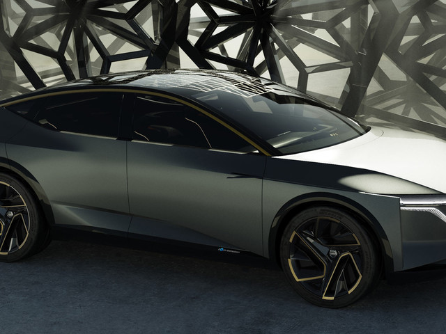 Nissan IMs Concept Re-Imagines Sedan As A Crossover To Save It From Extinction