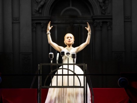 Tina Arena's performance in 'Evita' pays homage to a timeless story