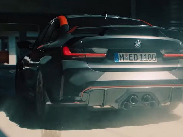Listen To The New 2021 BMW M3 And M4 Performance Exhaust Note
