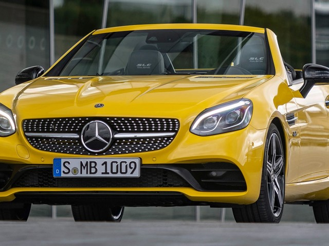 Mercedes Sends Off SLC With New Final Edition. Is It The End Of An Era?