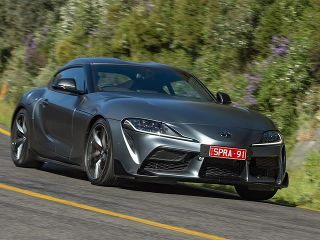 2021 Toyota Supra pricing and specs: More power, higher price for the GR sports car flagship