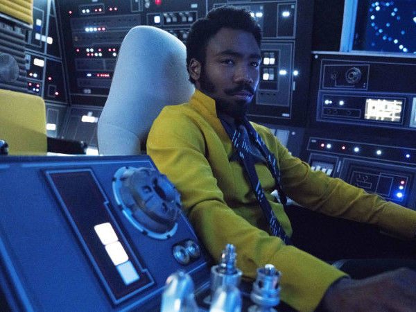 Lando Calrissian Has A Few Very Curious Mementos Aboard His Millennium Falcon