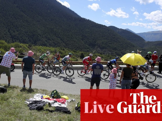 Tour de France: Nice Haut Pays - Nice, stage two – live!