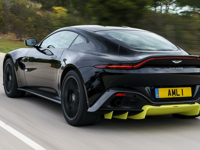 Aston Martin To Introduce Manual Vantage This Time Next Year
