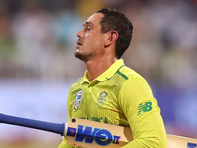 De Kock's Proteas career could be done as doubts grow over reason behind 'defiance'