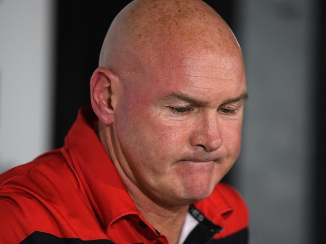 Under-fire Dragons coach McGregor knows he 'needs to get results' or face sack